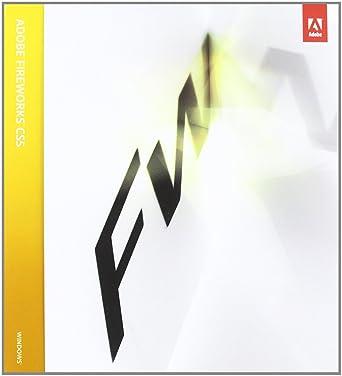 Adobe Fireworks CS5, Upgrade Version from Fireworks CS2/CS3/CS4 (PC