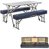 Kamp-Rite Kwik Set Table & Benches