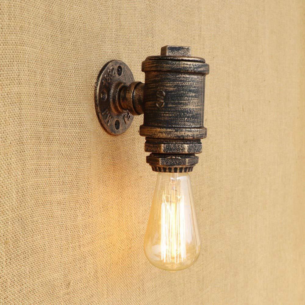 WBXZAL-Wandlampe retro - einfache zimmer mit passage treppe amerikanischen loft cafe restaurant dekorative wand lampe