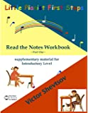 Read the Notes Workbook: Part One (Little Pianist First Steps)