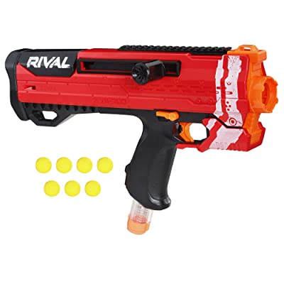 NERF Rival Helios Blaster XVIII-700 (red): Toys & Games