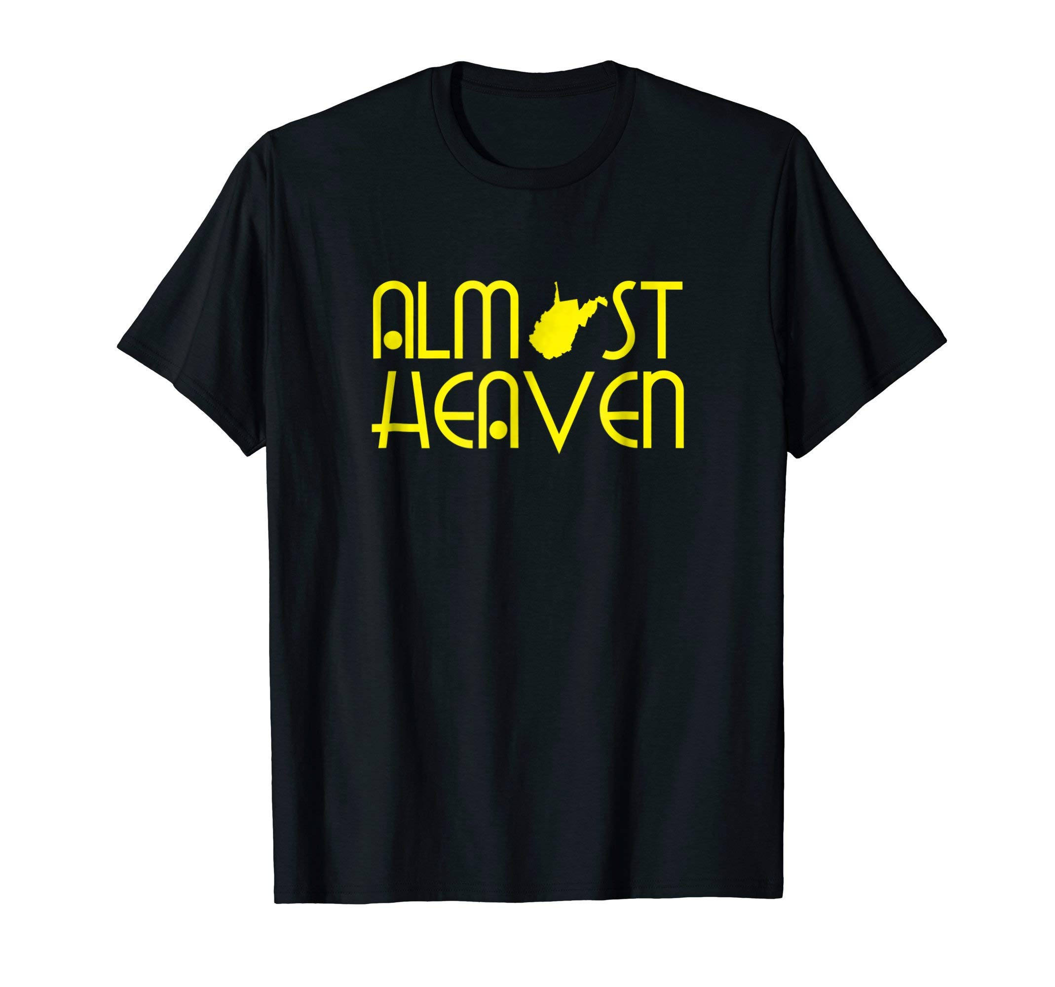 Almost Heaven Travel Love Gift Shirt