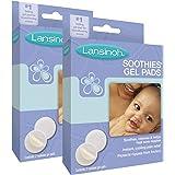 Lansinoh Laboratories Soothies Gel Pads, 4 Count