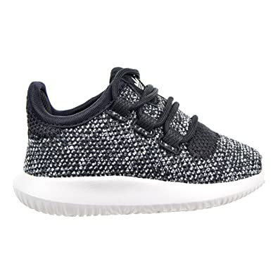 Adidas Tubular Shadow Knit I Toddler Shoes Black/Black/White by2225 (4 M