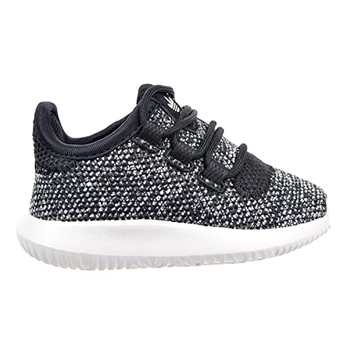 Adidas Tubular Shadow Knit I Toddler Shoes BlackBlackWhite by2225 (4 M