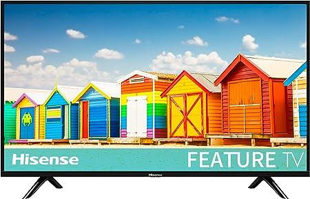 Comprar Hisense H32B5100 - TV Led HD, 2 HDMI, 1 USB, Salida Óptica, Audio DD+. [Clase de eficiencia energética A]           [Clase de eficiencia energética A]