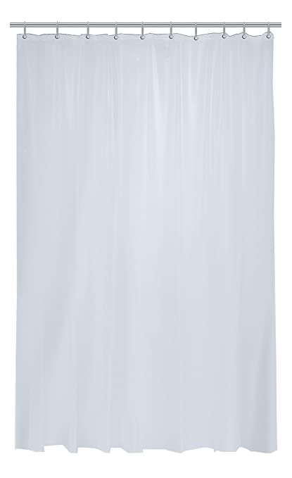 Amazon Ex Cell Home Fashions Eco Soft Vinyl Shower Curtain