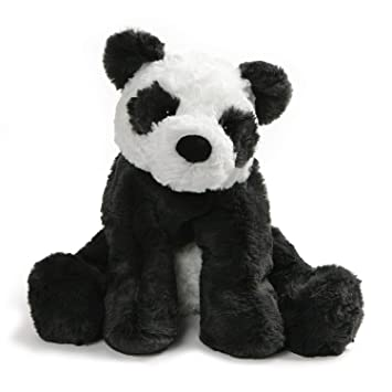 Amazon Com Gund Cozys Collection Panda Bear Stuffed Animal Plush