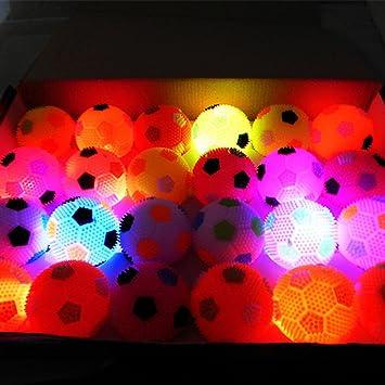 Frontier luz intermitente hasta el color cambiante rebotando ...