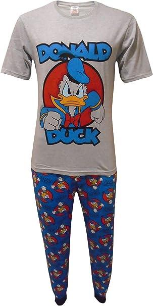 Disney Donald Duck Cuff Leged - Pijama para hombre