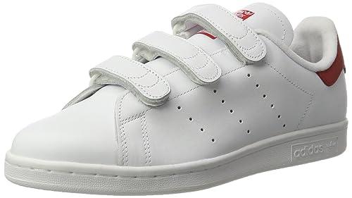 scarpe uomo adidas stan smith con strappo