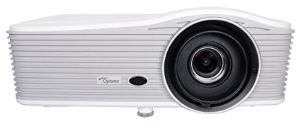 Optoma WU515 Video - Proyector (6000 lúmenes ANSI, DLP, WUXGA ...