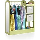 Guidecraft See and Store Dress Up Center - Light Green G98405