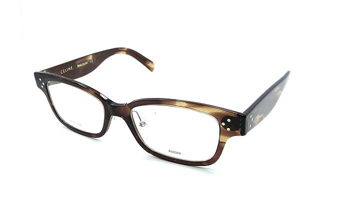 eca9b3f04f Image Unavailable. Image not available for. Color  Celine Rx Eyeglasses  Frames CL ...
