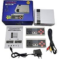 NES Classic Games Console,(AV-uitgangs)ingebouwd in 620 klassieke games retro+Dual 2.4G Wireless Controllers