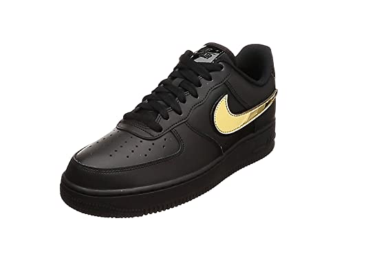 Nike Air Force 1 07 LV8 Scarpa nero