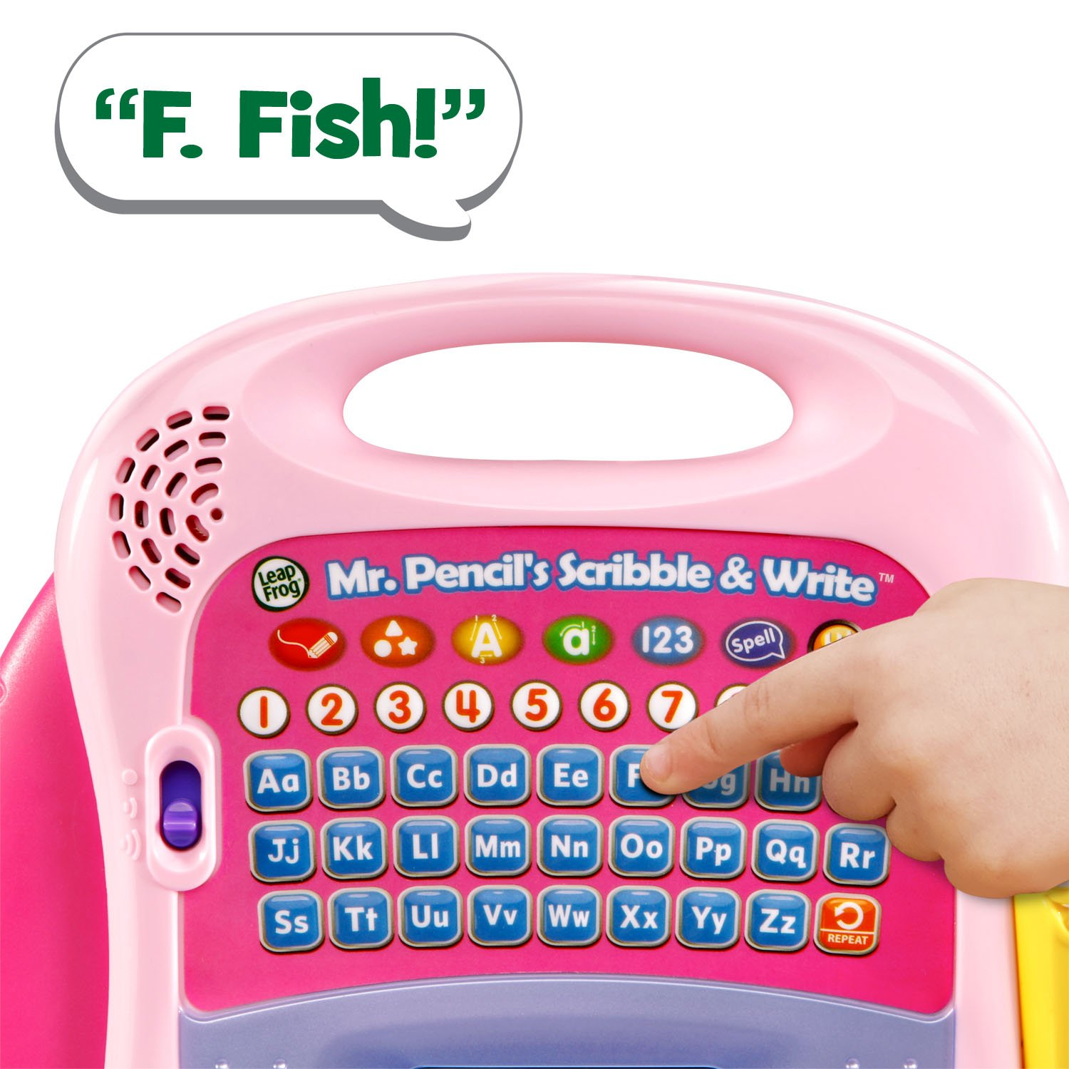 LeapFrog Mr. Pencil's Scribble & Write (Amazon Exclusive) by LeapFrog (Image #4)