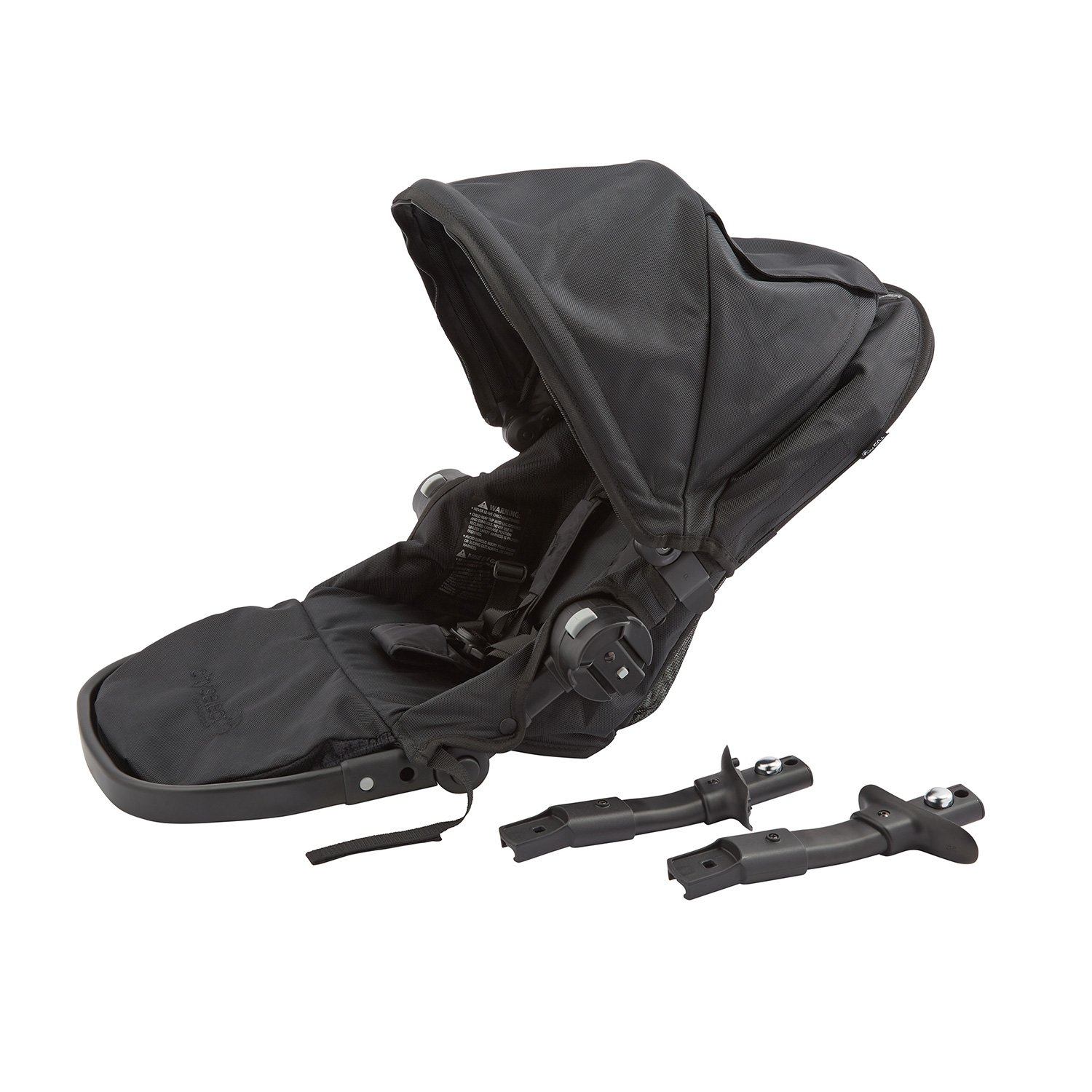 Baby Jogger City Select Second Seat Kit, Black by Baby Jogger (Image #2)