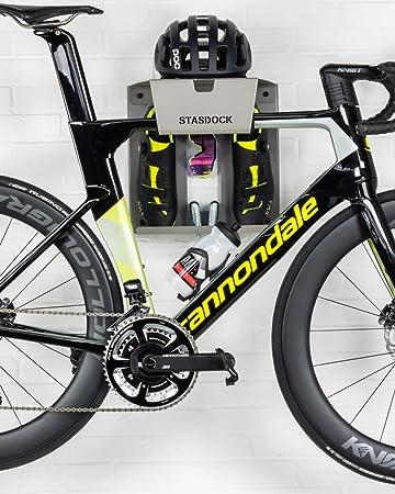 Stasdock - Sistema de almacenamiento de bicicletas de montaje en pared premium - Para bicicletas de carreras