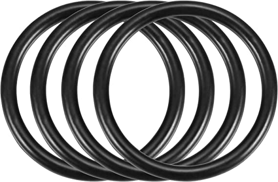Menge 4 St/ück O-Ringe 38 x 2,5 mm NBR 70 Dichtringe