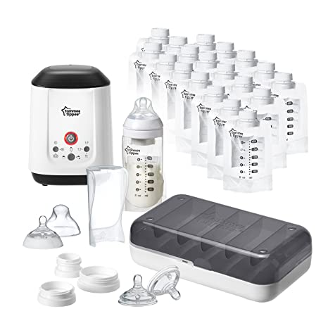Review Tommee Tippee Pump and
