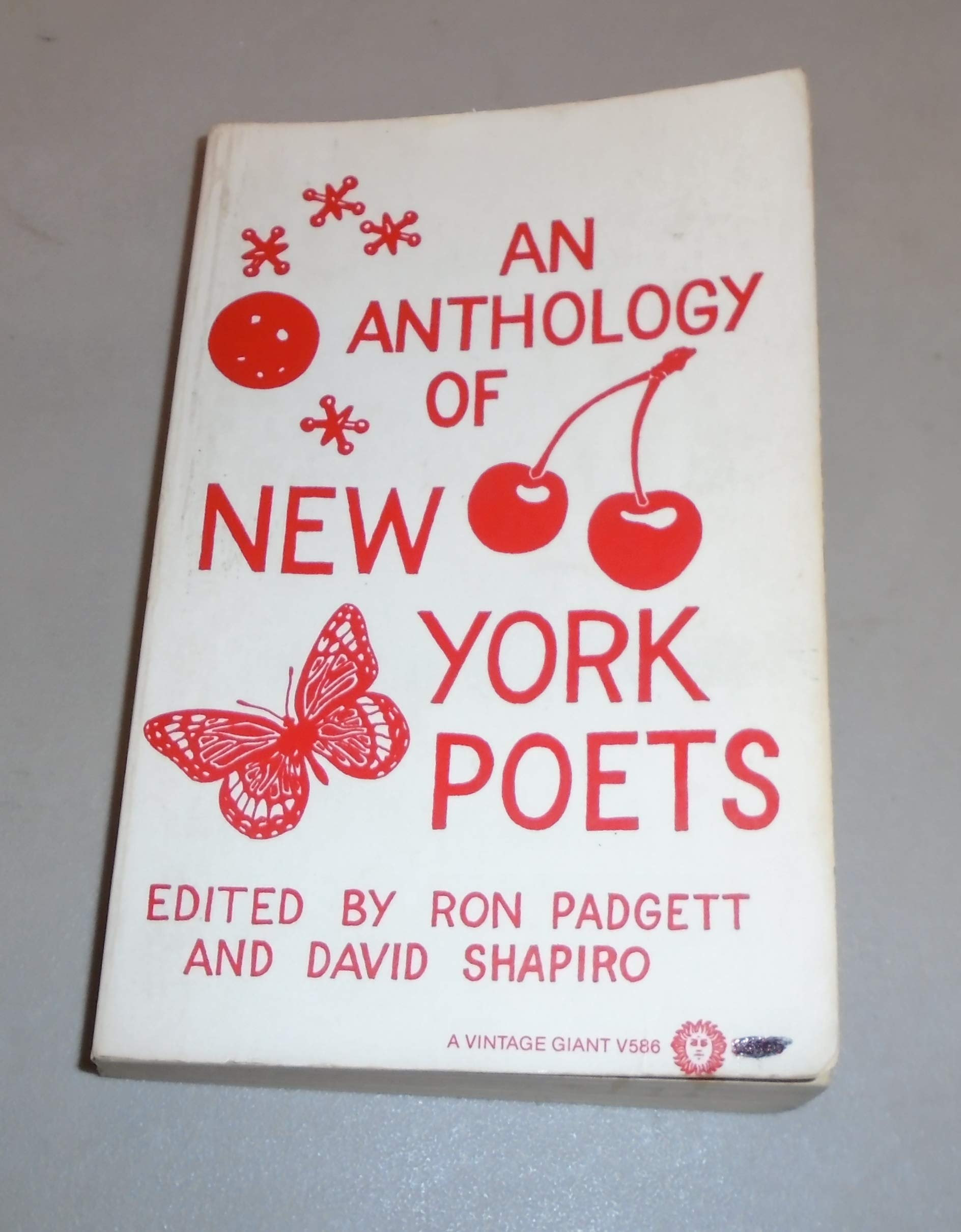 An Anthology of New York Poets (1970-01-01): Amazon.es: Ron ...