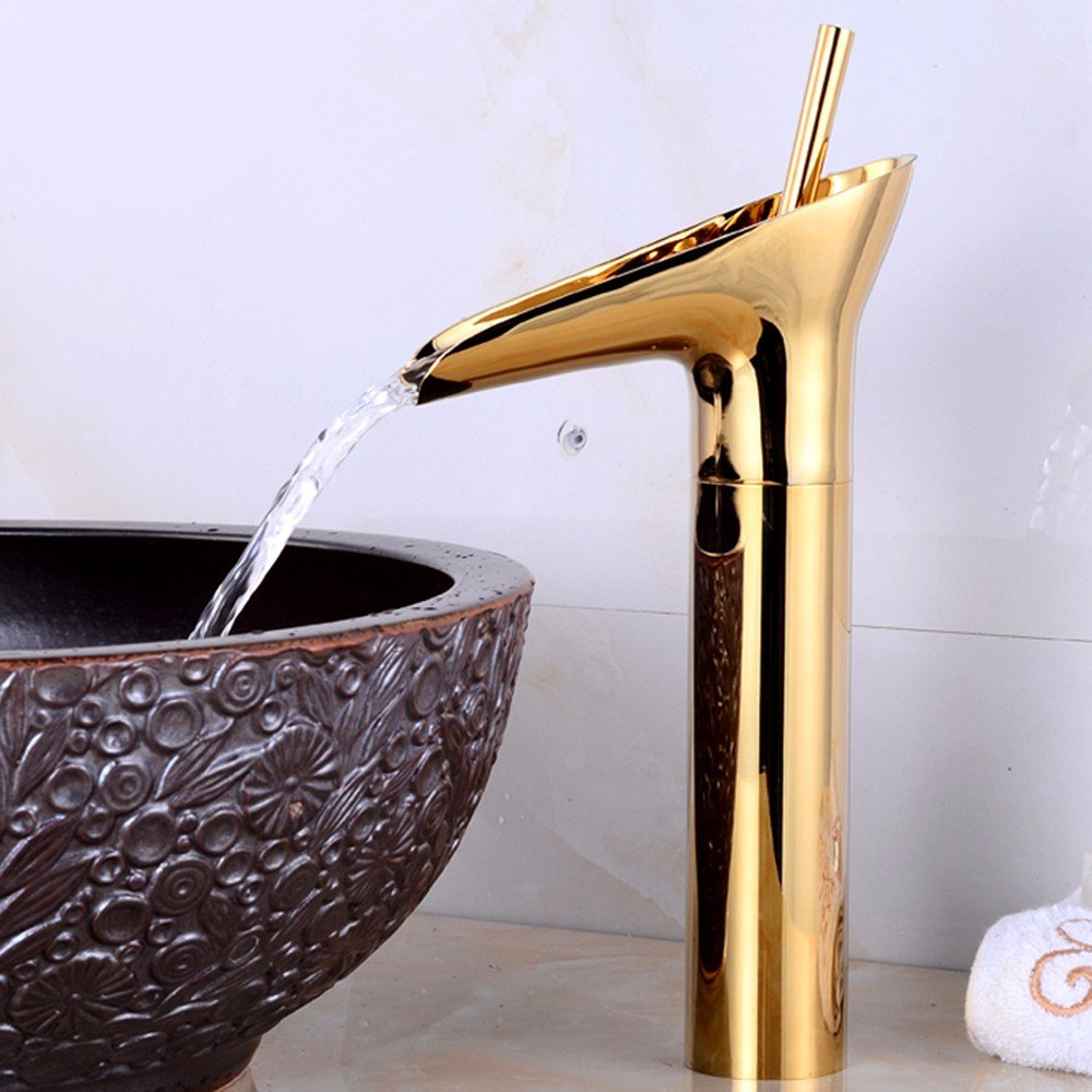 6 Hlluya Professional Sink Mixer Tap Kitchen Faucet Copper, hot and cold, and basin, a cold, taps, 2