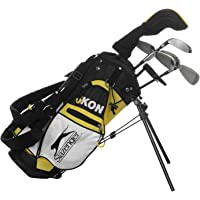 Slazenger Kids Ikon Golf Set Yellow One Size