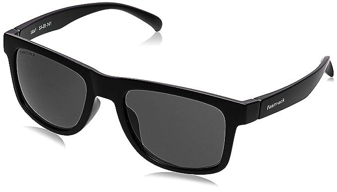 ae19c67818 Fastrack UV Protected Wayfarer Men s Sunglasses - (P424BK1