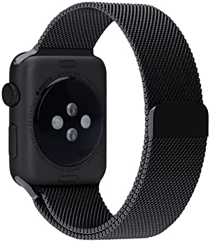 Apple Watch Milanese Loop or Durable Soft Replacement Bands