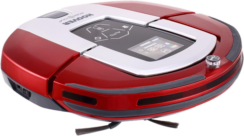 Hoover RBC 040 - Robot aspirador ultra delgado, display LCD, 9 programas de limpieza: Amazon.es: Hogar