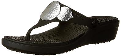 Sanrah Embellished Sandal Crocs AUhSOk0