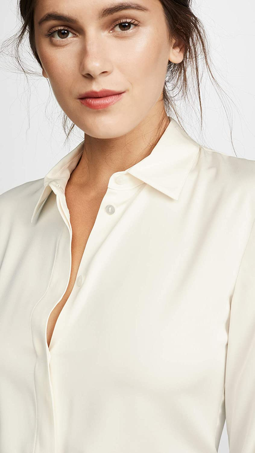 Theory Womens Classic Fitted Shirt