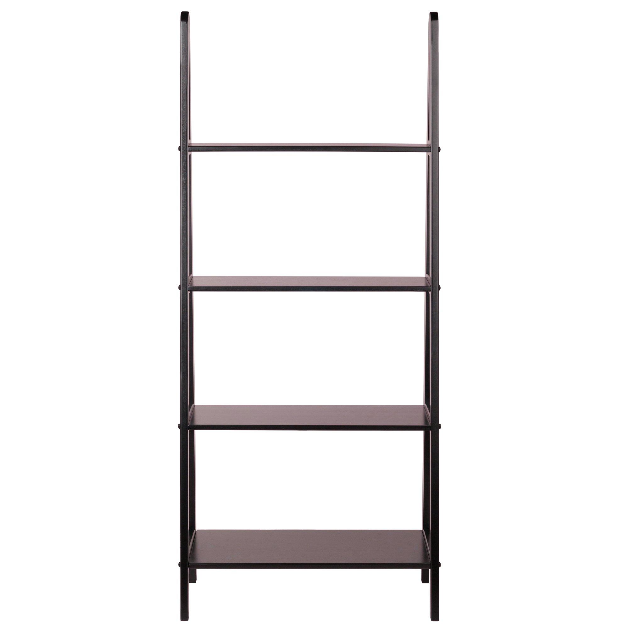 Winsome Wood 4-Tier A-Frame Shelf, Dark Espresso by Winsome Wood (Image #3)