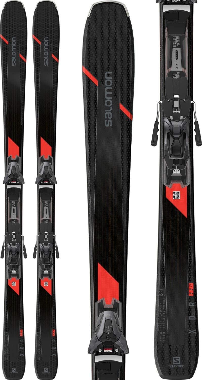 Salomon XDR 80 Ti Mens Skis w//Z12 GW Bindings Mens