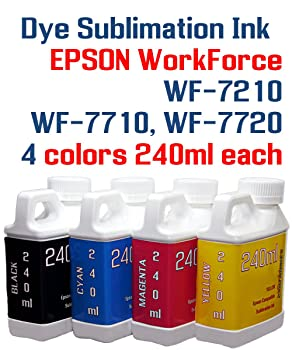 Epson Workforce Dye Sublimation Ink