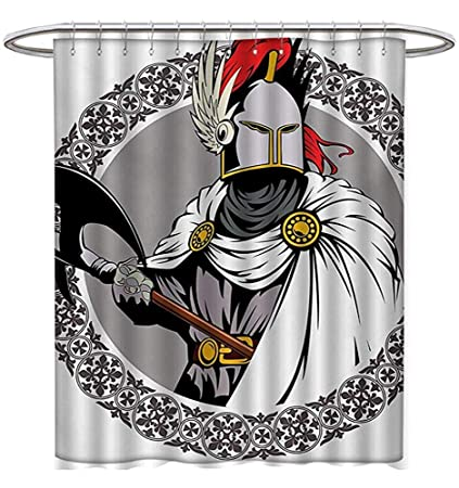 Image Unavailable Not Available For Color Medieval Shower Curtains