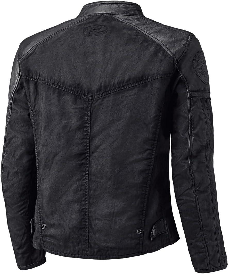 Farbe schwarz Gr/ö/ße 3 XL Held Street Hawk Denim Textiljacke