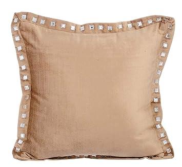 color beige perla fundas para almohadones, cristales ...