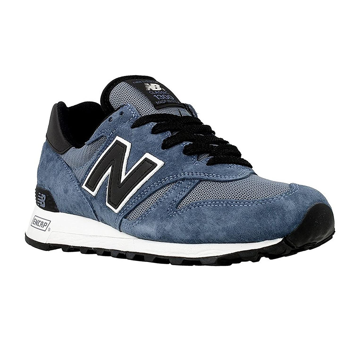 New Balance Men 1300 Heritage M1300CHR - Made In USA (blue / black)