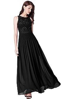 9d1c68fcc752 Ever-Pretty Elegant Sleeveless Round Neck Party Evening Dress 08217 ...