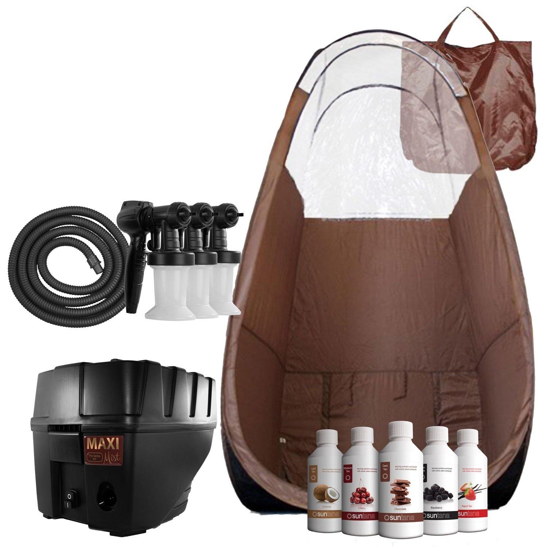 Maximist Evolution TNT - best at home spray tan system