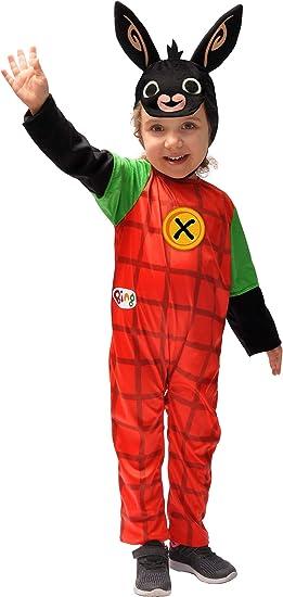 Disfraz para niño. 2-3 anni Bing: Amazon.es: Juguetes y juegos