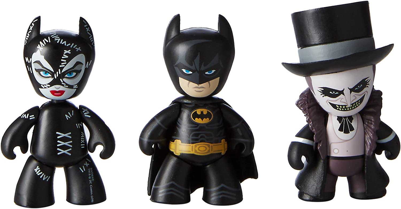 Batman Returns Mini Mez-Itz 2-Inch Mini-Figure 3-Pack
