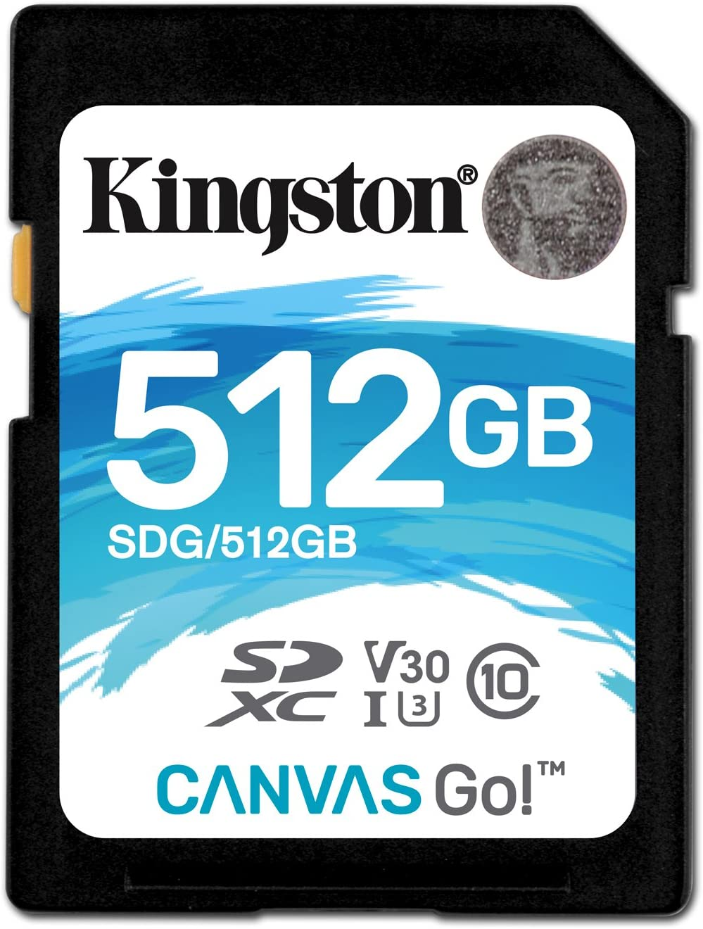 100MBs Works with Kingston Kingston 512GB Xolo Q1000 MicroSDXC Canvas Select Plus Card Verified by SanFlash.