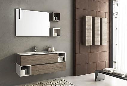 Bagno Legno E Bianco : Bagno bianco e legno idee di arredo dal design moderno