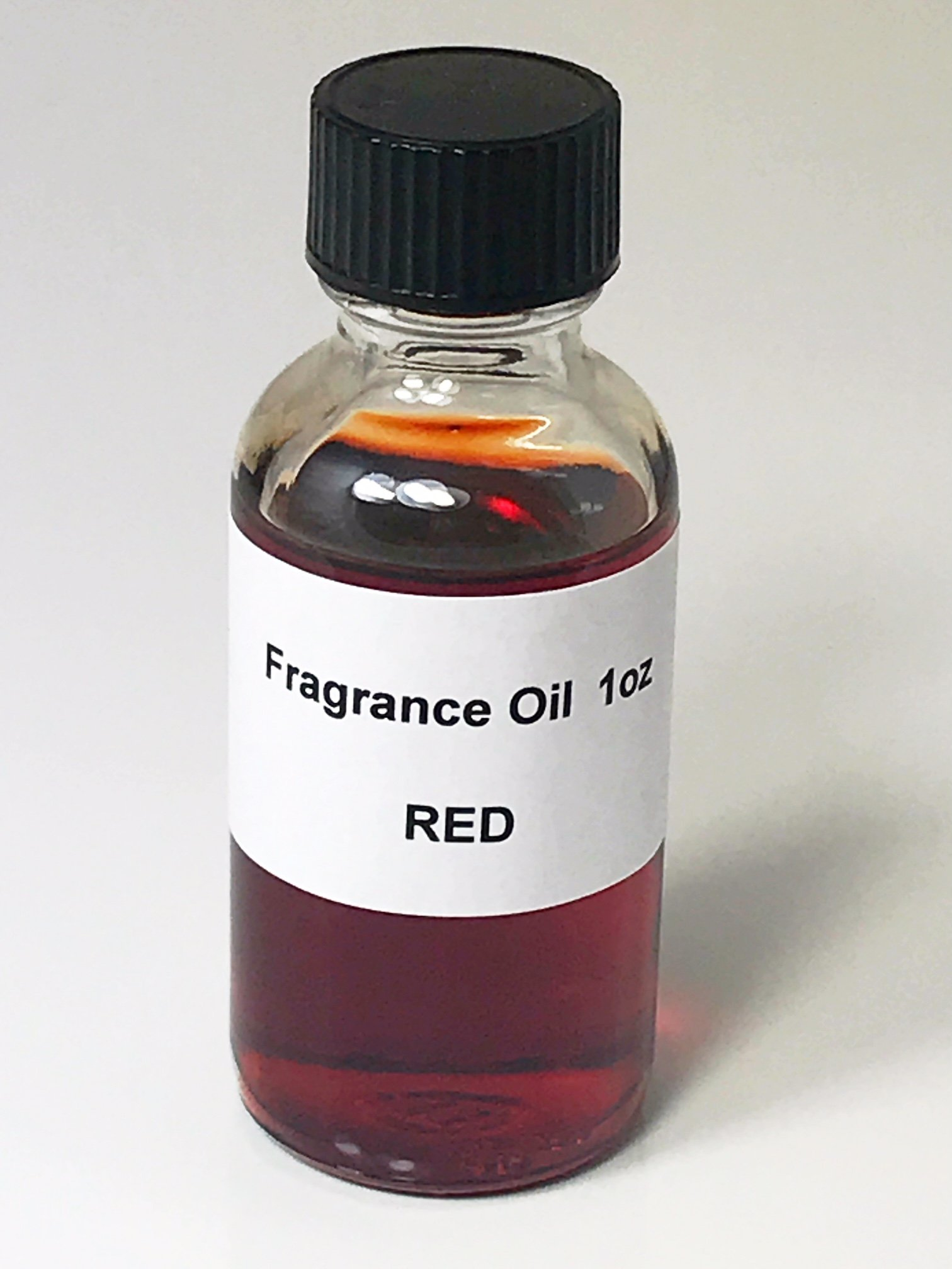 Red Fragrance Oil 1oz Perfume Type Body Oil Perfume Oil Alcohol Free Made in the USA
