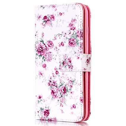 Amazon.com: Galaxy Grand Neo Plus Case,Surakey PU Leather ...