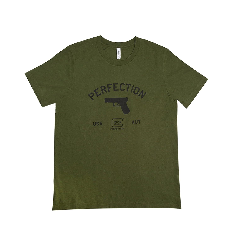 Glock Hombre T-Shrt OEM Perf Pistola T-Shrt SM, Que Contiene OD ...