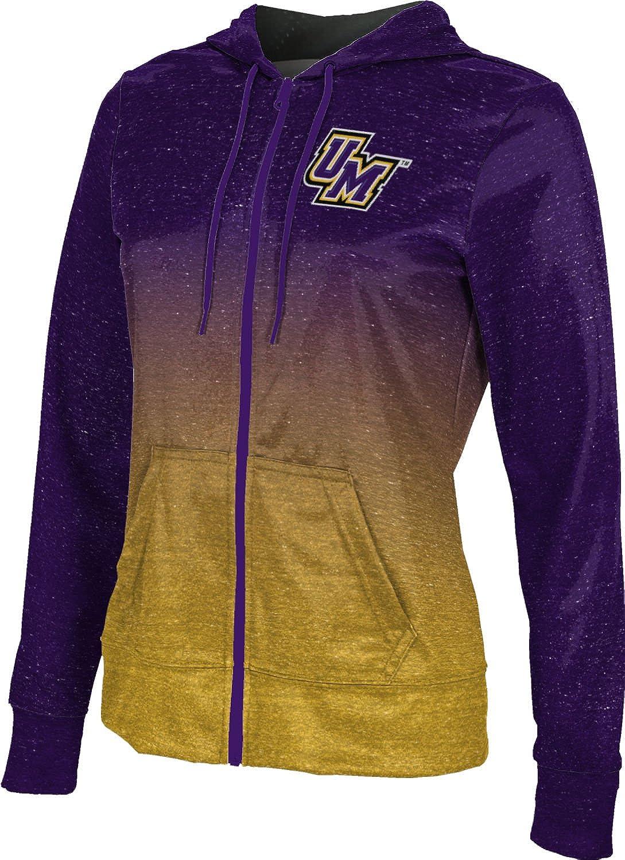 Grunge ProSphere University of Montevallo Girls Pullover Hoodie School Spirit Sweatshirt